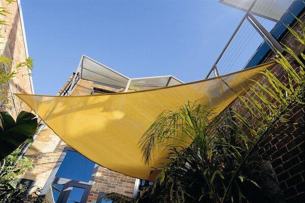 CPREMTR360_SAND,Sonnensegel rechteckig - Sonnenschutz
