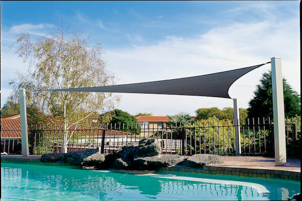 CPREMTR500_CHARCOAL,UV-Schutz - Sonnenschutzsegel