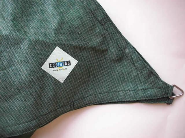 CPREMTR500_GREEN,Sonnensegel quadrat - Sonnensegel